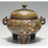 Wholesale 2012 decorative crystal incense burner from china suppliers