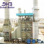 China Natural Circulation HRSG Boiler Water Tube Designs Integrated SCR Low Pressure for sale