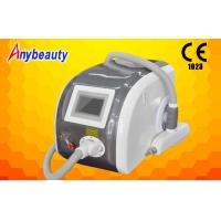 Wholesale 1064nm Q-Switch Nd Yag Laser Tattoo Removal Machine  /  acne scar removal equipment from china suppliers