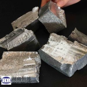 Best Magnesium Barium master alloy , MgBa10% MgBa20% alloy ingot wholesale