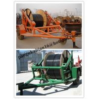 Buy cheap Cable Reel Trailer,Reel Cable Trailer,Pulley Carrier Trailer, Pulley Trailer from wholesalers
