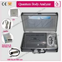 Wholesale 2015 Quantum Analyzer With 41 Reports Software Update Free, Quantum Magnetic Resonance Analyzer from china suppliers