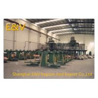 Best 30mm Copper Rod Upward Casting Machine 350 Kwh/Ton With Automatic Coiling wholesale