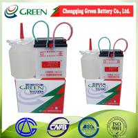 Wholesale 12v Conventional Motorcycle Battery with Capacity(sealed lead acid battery 12v 2.5ah) from china suppliers