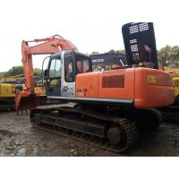 Wholesale HITACHI ZX240-3G Second Hand Excavators Crawler 1.2cbm Bucket Good Undercarriage from china suppliers