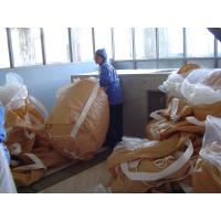 2200 Lbs White Food Grade FIBC , One Ton Bag Uncoated With PE Liner