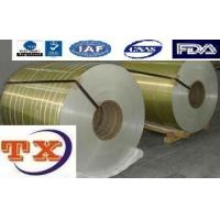 Lacquered Aluminium Coil For Aluminum Flip Off Seals