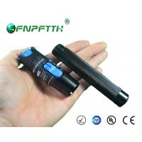 Wholesale 1-5KM Fiber Optic Tester Metal Case Visual Fault Locator 1MW for single mode fiber from china suppliers