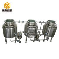 Home / Pilot Beer Distillery Equipment 100 Liter With Electrical Heating