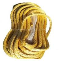 Wholesale Dynema Winch Rope with thimble black sleeve hook from china suppliers