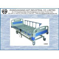 Wholesale CPR Linak Motor ABS Electric Hospital Bed Five Function Adjustable for Hospital from china suppliers