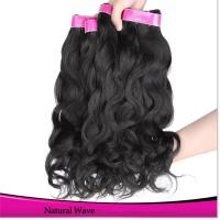 Wholesale unprocessed virgin peruvian hair 100% human hair sew in hair extensions from china suppliers