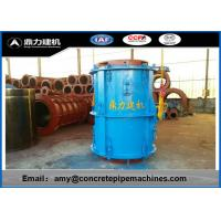 Wholesale Carbon Steel Concrete Manhole Forms With Sand / Cement / Stone from china suppliers