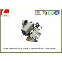 Professional Milling Machine Use X Axis Power Feed Of Steel / Aluminum