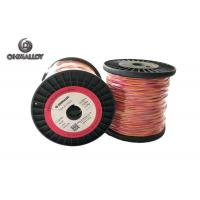 Wholesale Fiberglass Insulation Thermocouple Cable Type K 100 M Extension Class I from china suppliers
