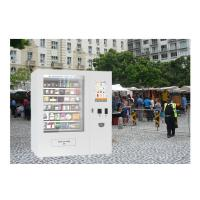 China Modern Design Custom Refrigerated Vending Machine For Snack Food / Potato Chips on sale
