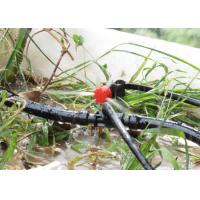 Wholesale Drip Irrigation Greenhouse Sprinkler System 360 Degree Spray Emitter With Stake from china suppliers