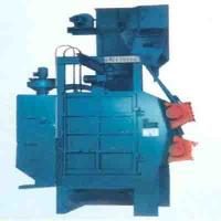 Wholesale Rubber Track / Tumble Belt Shot Blasting Machine Q326 Series For Pipe Fittings from china suppliers