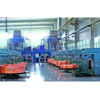 Wholesale Φ8mm Copper Rod 6strands Upward Continuous Casting Machine Annual Output 3000Ton from china suppliers