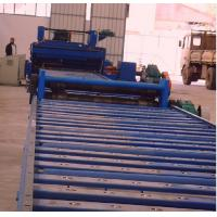 Wholesale Bevel cutting Machine For lighting pole production slitting sheet into 3 pieces or 2 pieces from china suppliers