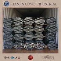 Buy cheap GI hot dipped galvanized steel pipe factory and professional construction from wholesalers