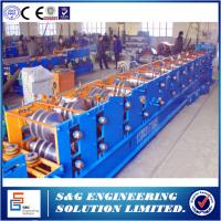 Steel Profile Z Section Purlin Cold Roll Forming Machine,Z purlin roll forming machine from S&G