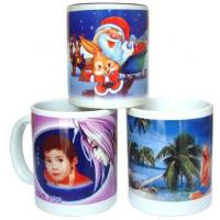 Wholesale fashion logo for mug with heat transfer printing from china suppliers
