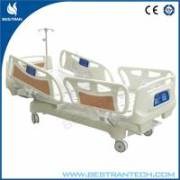 China Luxury CPR Electric Movements Medical Hospital Beds With Backup Batteries on sale