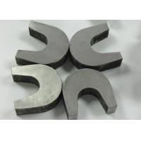High Powered Strong Permanent Magnets With C Shape For Magnetic Separators for sale
