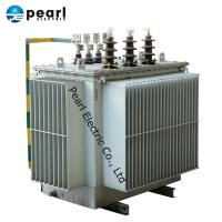 China High Reliability Oil Immersed Transformer With Steel Core 1200kVA Capacity for sale