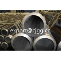 Best ASTM A213 Hot Rolled Steel Tube Round Alloy Steel Tubing  For Boiler / Superheater wholesale