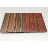 Wholesale High Strength Rectangular Wood Finish Aluminium Profiles Oxidation Resistance from china suppliers