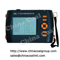 China Analysis Software ZBL-T720 Digital Thickness Gauge Meter Test Results for sale