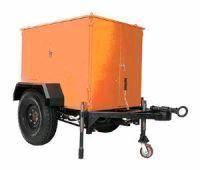 China Sell Mobile Vacuum Transformer Oil Purifier for sale