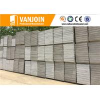 Wholesale Lightweight Concrete Eps Fiber Cement Board Sandwich Wall Panel from china suppliers