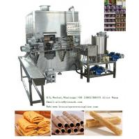 Wholesale 1800MM Wheel Two Color 50kg/H Wafer Stick Making Machine from china suppliers