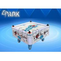 China Easy Operation coin operated Kids Air Hockey Table , 4 Person Air Hockey Arcade Machine for sale