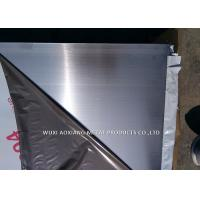 TISCO Type 316 Stainless Steel Plate Thickness 2MM Customized Corrosion Resistance