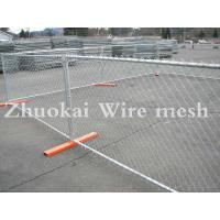 China Chain Link Mesh Temporary Fence for sale