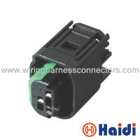 China Male Female Wire Connectors 3 Pin Electrical Connector For Engine 1-967642-1 on sale
