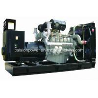 Wholesale 500kw Doosan Powered Leroy Somer Alternator Genset Group (C625D) from china suppliers