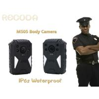 Best Weaterproof police body mounted cameras Support on 1296P Resolution With IR Function wholesale