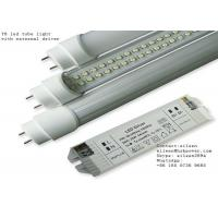 2800-6500k Led T8 Replacement Bulbs , Led T8 Replacement Lamps Energy Saving