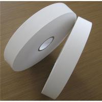 China Polyamide dip coated nylon label ribbon for sale