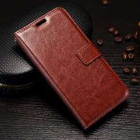 Wholesale Scrath Resisitant Huawei Y5 Leather Case Crazy Horse With Custom Logo from china suppliers