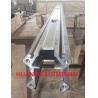 Buy cheap Upper Feed Beam Aluminium Extruded Profiles 7250MM Long from wholesalers