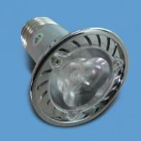 Wholesale 3 x 1W LED Spotlight Bulb with Optical Lens and Long Lifespan from china suppliers