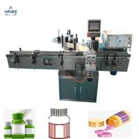 Wholesale Professional Round Bottles Sticker Labeling Machine Electric 1800*1600*2000MM from china suppliers