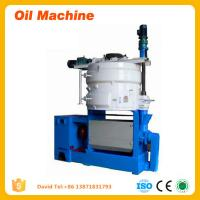 Wholesale Easy operation cold oil equipment oil extraction machine oil production machinery from china suppliers