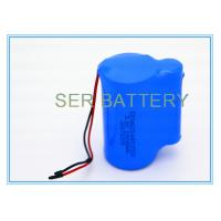 Wholesale Lisocl2 High Current Battery , 3.6V ER34615 High Rate Discharge BatteryHPC1550 Hybrid Pulse Capacitor from china suppliers